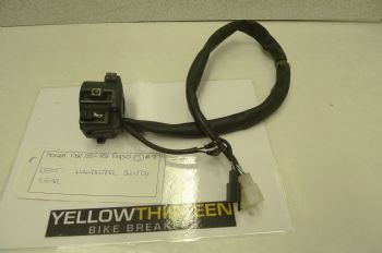 HONDA CBR125 RSF  LEFT HANDLEBAR SWITCH GEAR  #9 (CON-B)